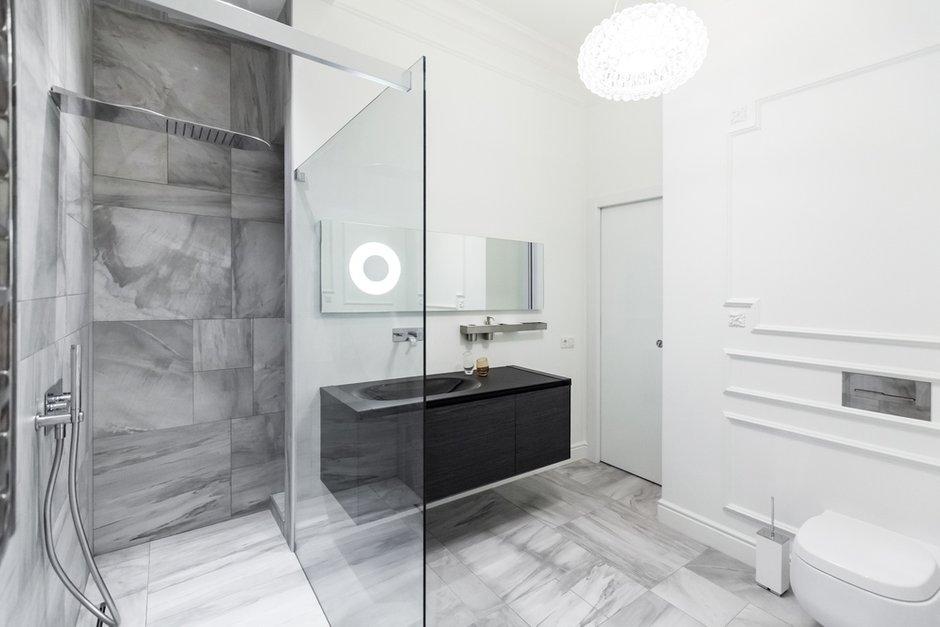 Фотография: Ванная в стиле Современный, Проект недели – фото на INMYROOM