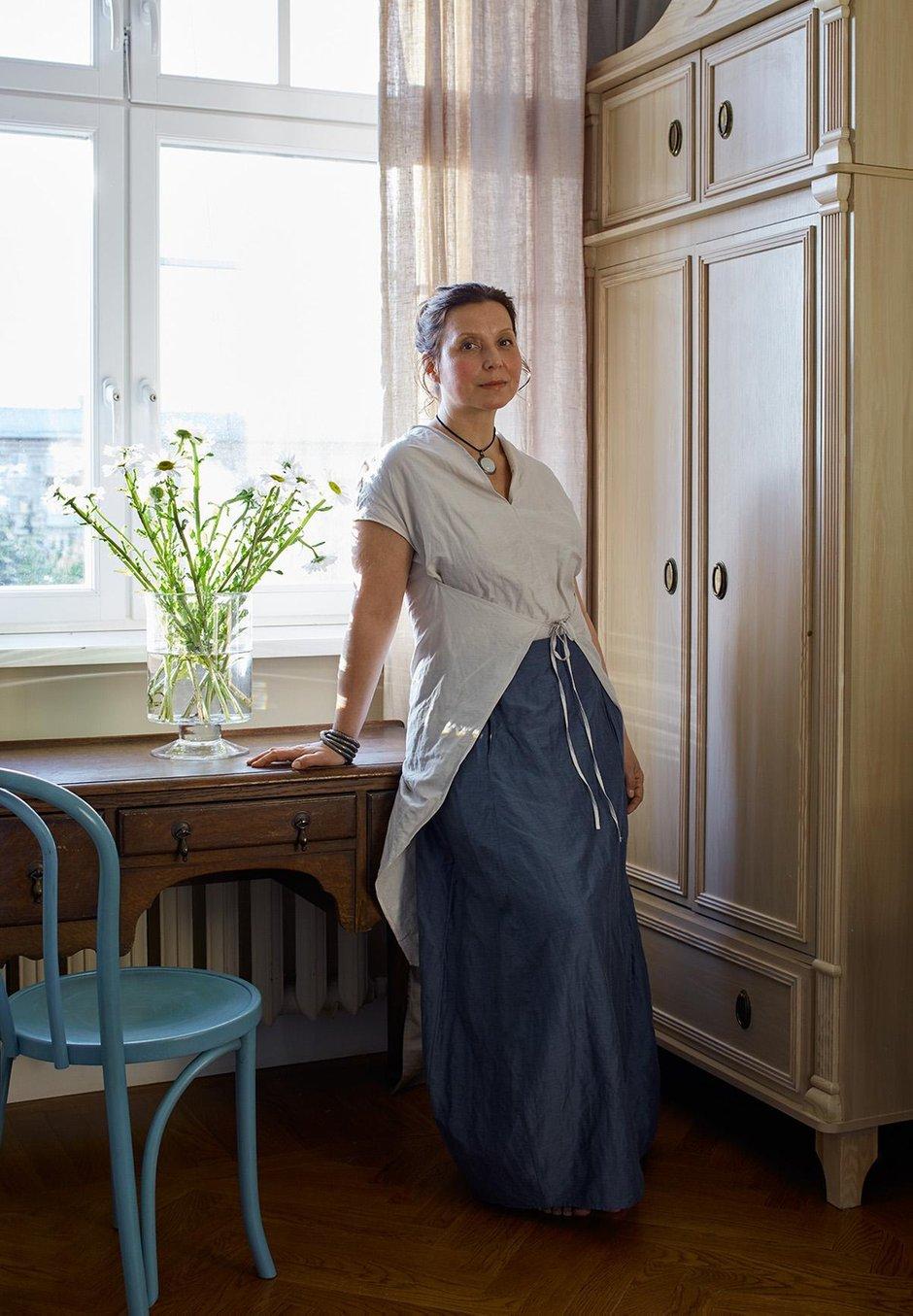 Фотография:  в стиле , Проект недели, Москва, Сталинка, 3 комнаты, 60-90 метров, Инна Зольтманн – фото на INMYROOM