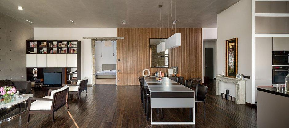 Фотография: Гостиная в стиле , Квартира, Украина, Дома и квартиры, Проект недели – фото на INMYROOM