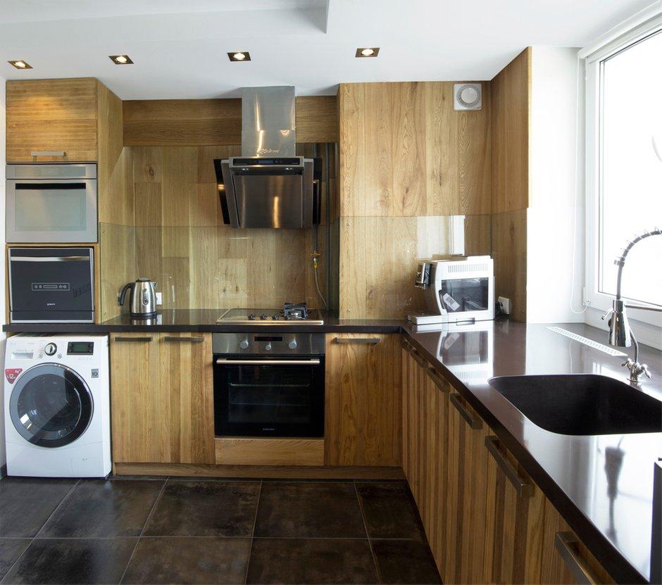 Фотография: Кухня и столовая в стиле Современный, Квартира, Дома и квартиры, Проект недели – фото на INMYROOM