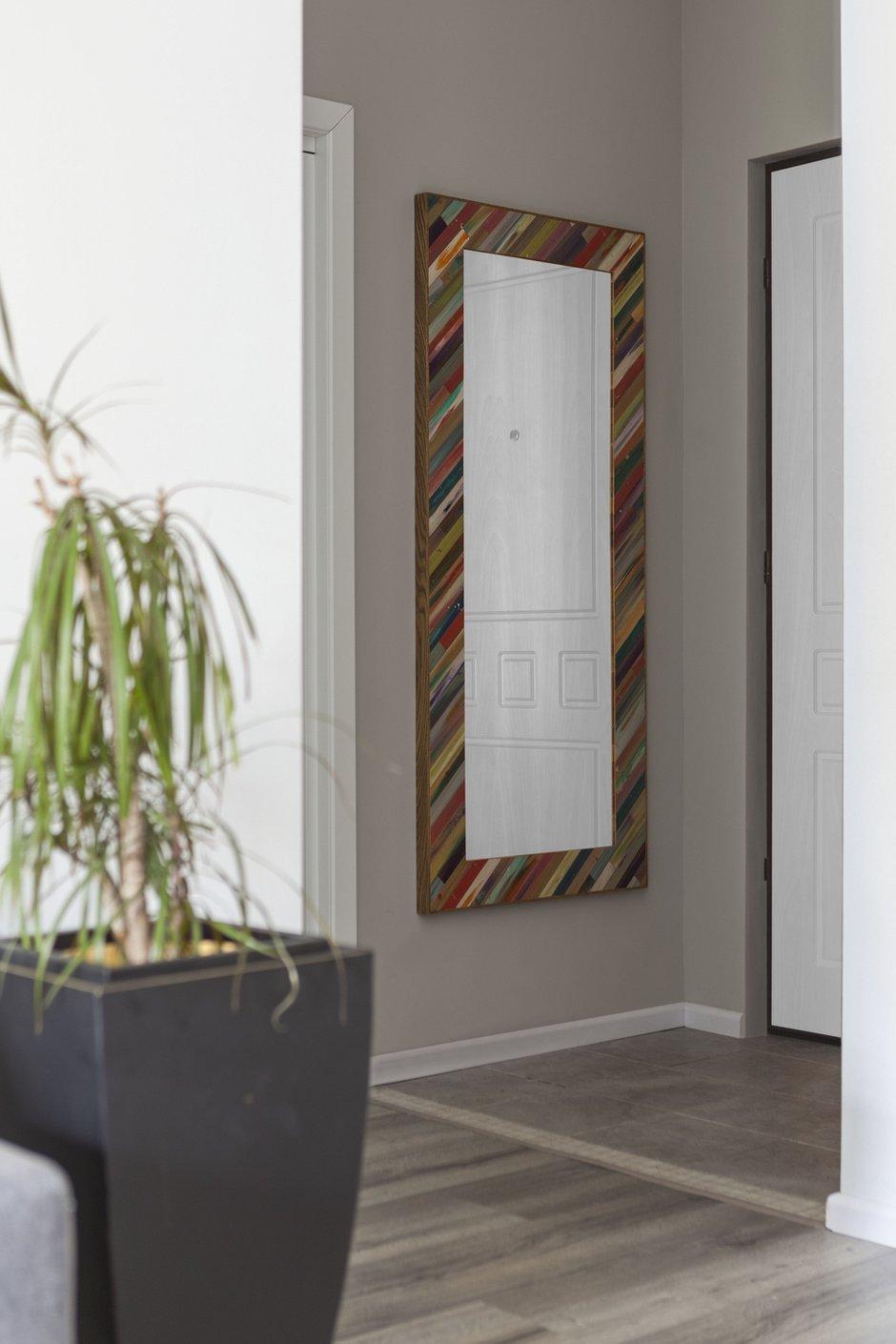 Фотография: Прихожая в стиле Современный, Малогабаритная квартира, Квартира, Проект недели, Москва, Монолитный дом, 2 комнаты, до 40 метров, Юлия Беляева – фото на INMYROOM