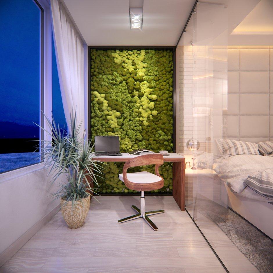 Фотография: Спальня в стиле Современный, Эклектика, Квартира, Проект недели – фото на INMYROOM