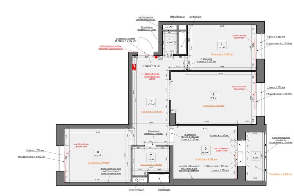 Фотография:  в стиле , Современный, Квартира, Проект недели, Балашиха, 4 и больше, Более 90 метров, Наталья Солнцева – фото на INMYROOM