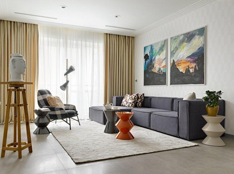 Фотография: Гостиная в стиле Современный, Декор интерьера, Советы – фото на INMYROOM