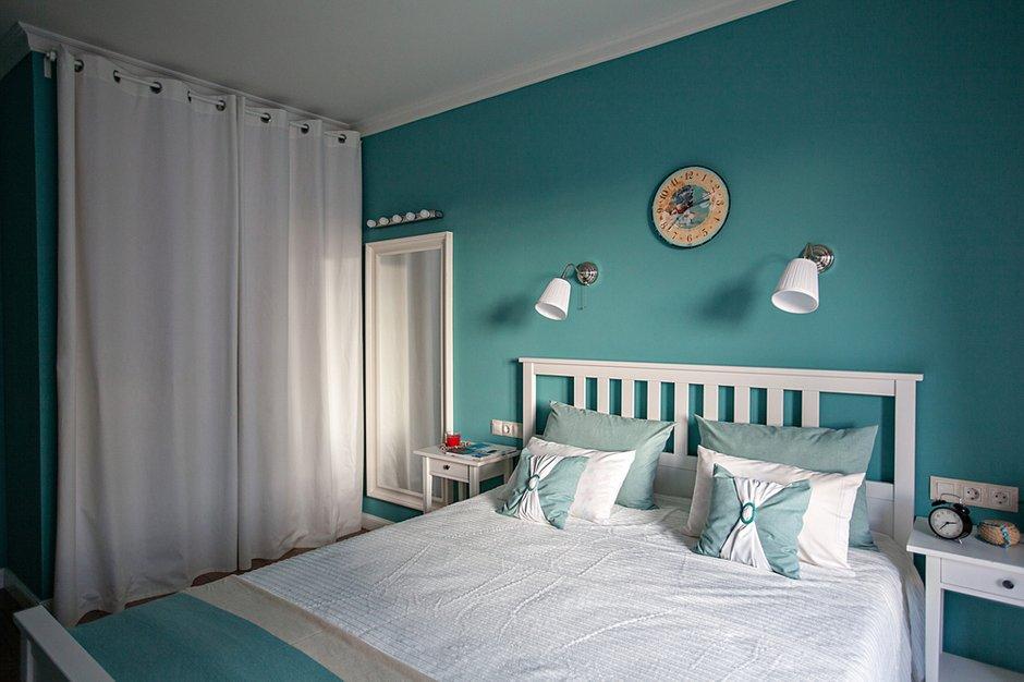Фотография: Спальня в стиле Прованс и Кантри, Квартира, Дома и квартиры – фото на INMYROOM