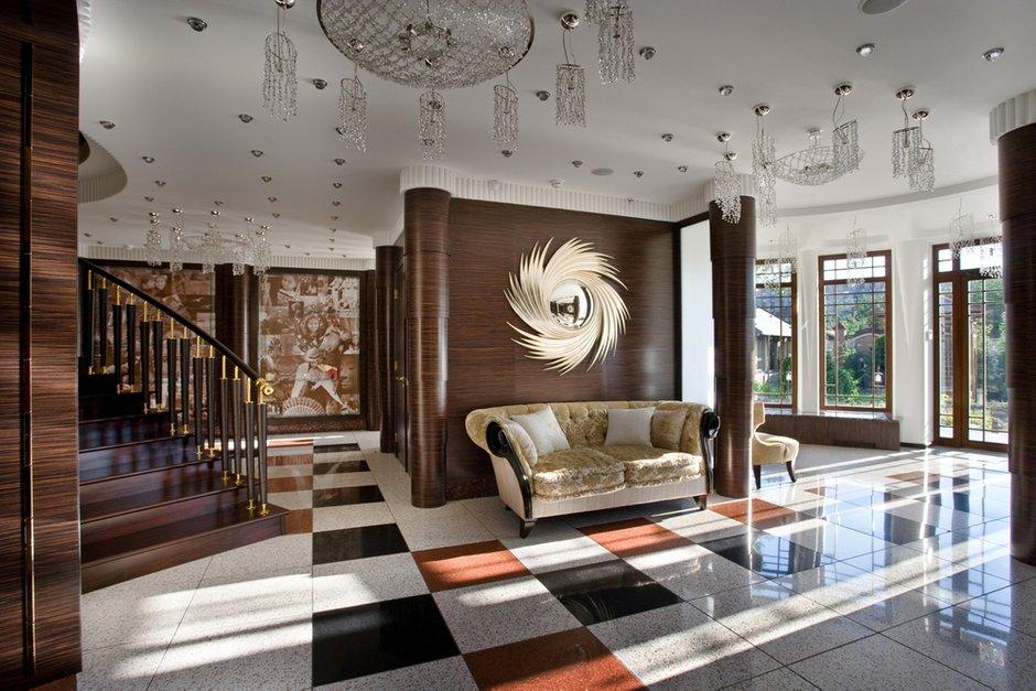Фотография:  в стиле Современный, Эклектика, Дом, Дома и квартиры, Ар-деко – фото на INMYROOM