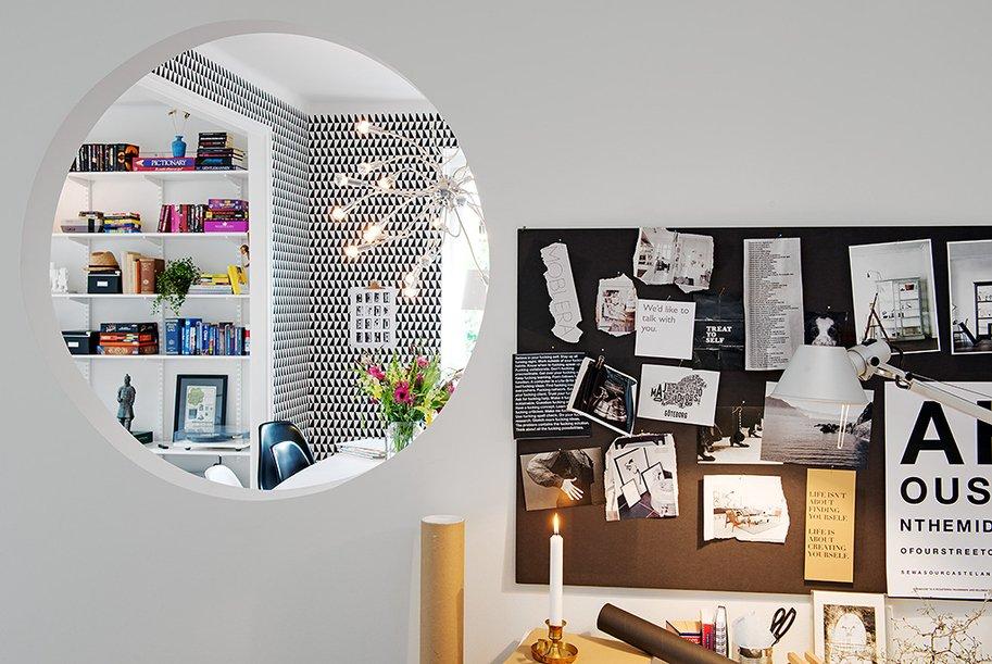 Фотография: Декор в стиле Скандинавский, Современный, Декор интерьера, Квартира, Швеция, Цвет в интерьере, Дома и квартиры, Белый, Гетеборг – фото на INMYROOM