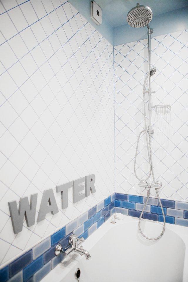 Фотография: Ванная в стиле Современный, DIY, Квартира, Дома и квартиры, IKEA – фото на INMYROOM