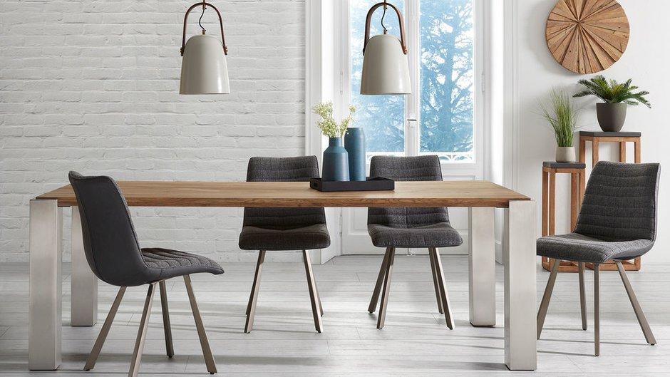 Фотография: Кухня и столовая в стиле Скандинавский, Карта покупок, Мебель и свет – фото на INMYROOM