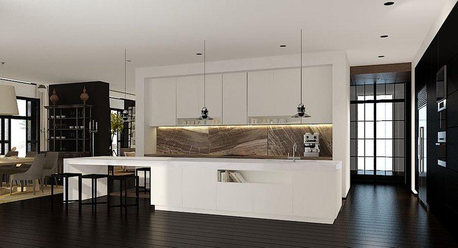 Фотография: Кухня и столовая в стиле Современный, Декор интерьера, Дом, Дома и квартиры, Проект недели – фото на INMYROOM