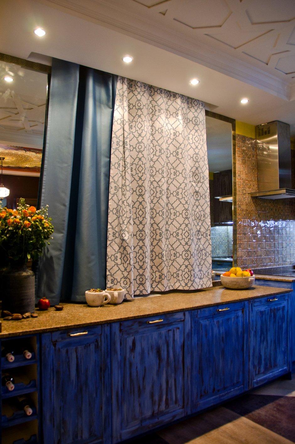 Фотография: Кухня и столовая в стиле , Интерьер комнат, Проект недели, Марокканский – фото на INMYROOM