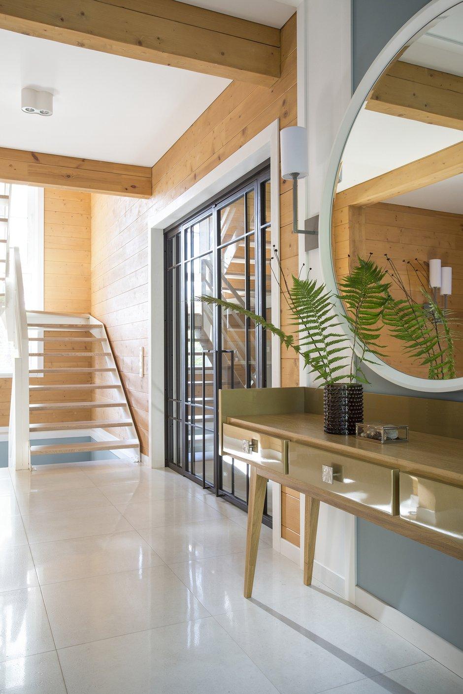 Фотография: Прихожая в стиле Современный, Дом, 4 и больше, Более 90 метров, Студия TS Design, #эксклюзивныепроекты – фото на INMYROOM