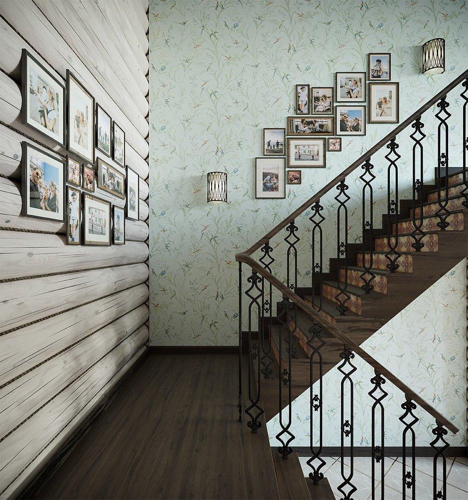 Фотография: Прихожая в стиле Прованс и Кантри, Советы, Дом и дача, Ирина Васильева – фото на INMYROOM