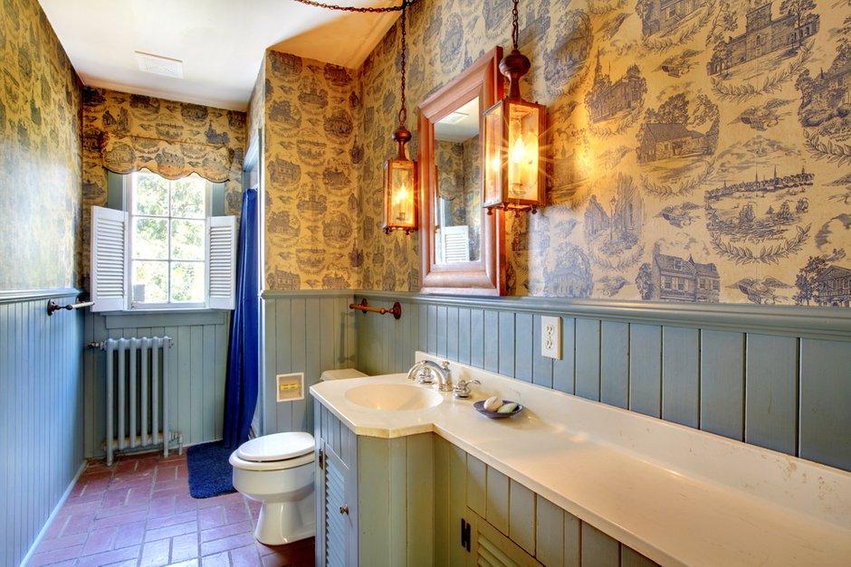 Фотография: Ванная в стиле Прованс и Кантри, Современный, Декор интерьера, Квартира, Дом, Декор дома – фото на INMYROOM