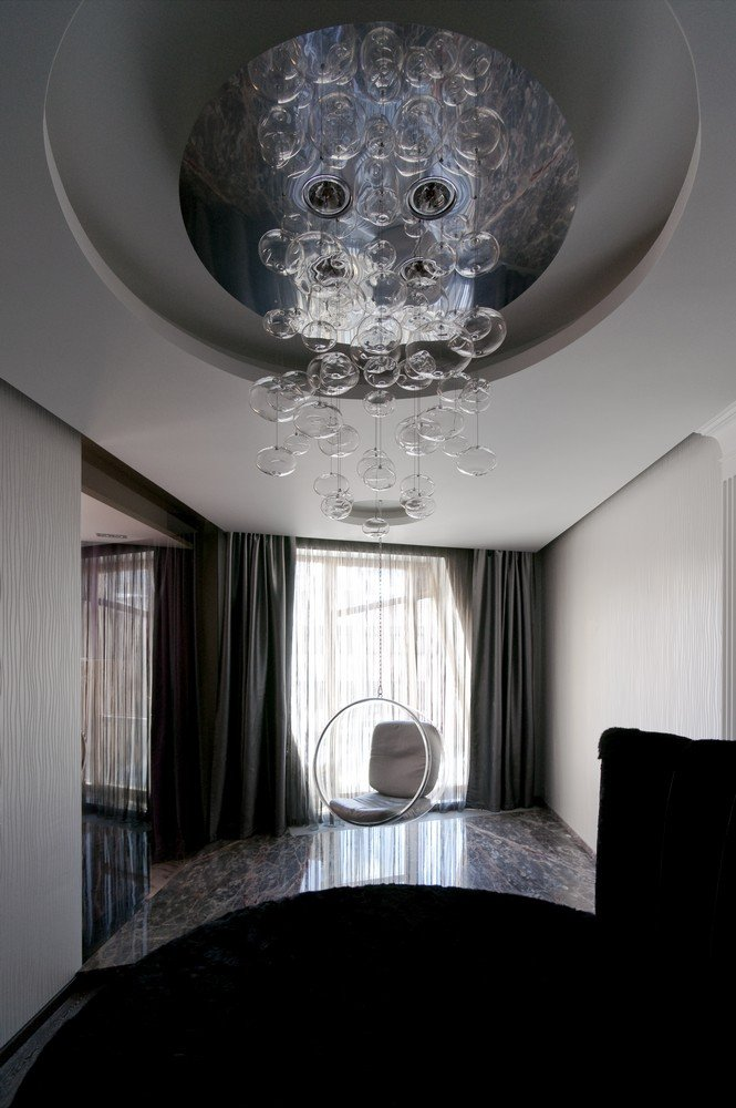 Фотография: Спальня в стиле Современный, Квартира, Дома и квартиры, Москва – фото на INMYROOM