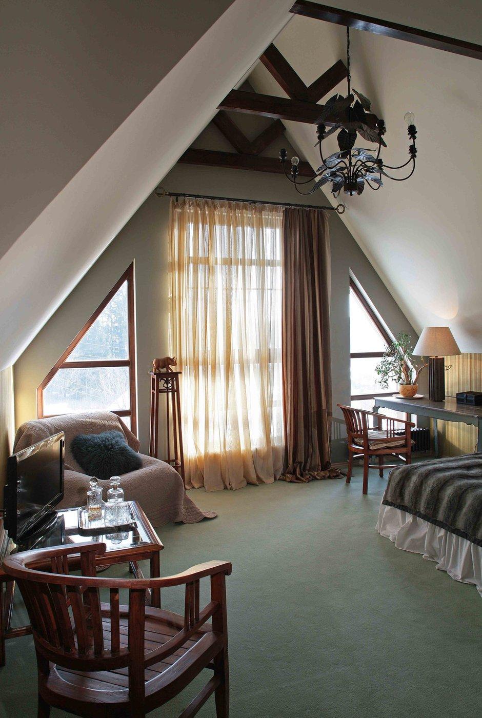 Фотография: Спальня в стиле Прованс и Кантри, Дом, Дома и квартиры, IKEA – фото на INMYROOM