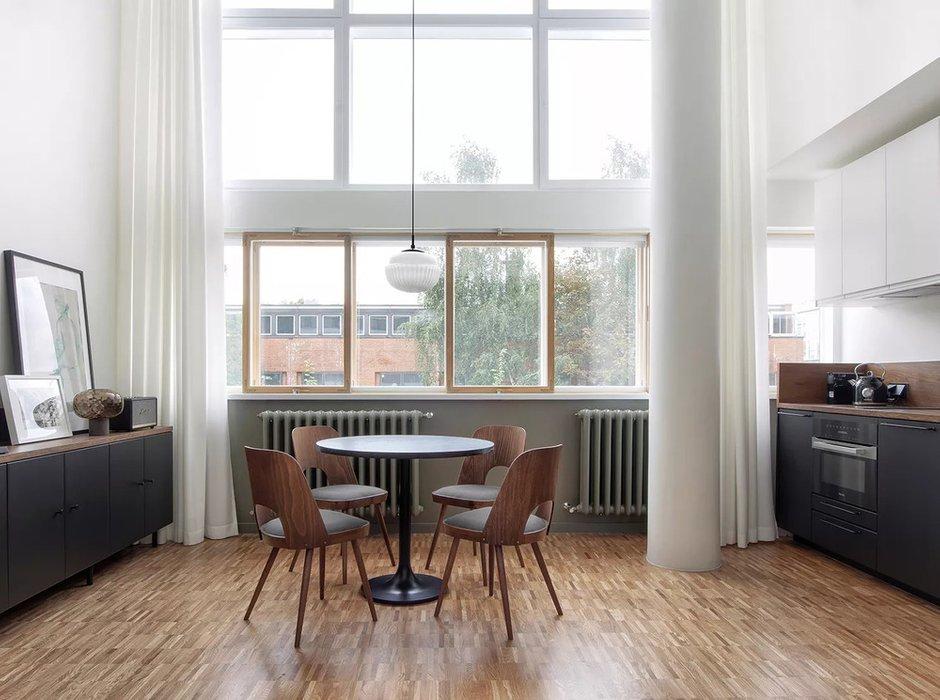 Фотография:  в стиле , Квартира, Реставрация, Гид, отделка, INT2architecture, Конструктивизм, советский дизайн, «Гинзбург Архитектс» – фото на INMYROOM