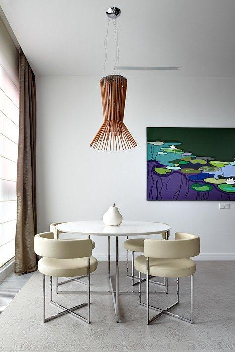 Фотография: Кухня и столовая в стиле Современный, Квартира, BoConcept, Дома и квартиры, Проект недели – фото на INMYROOM