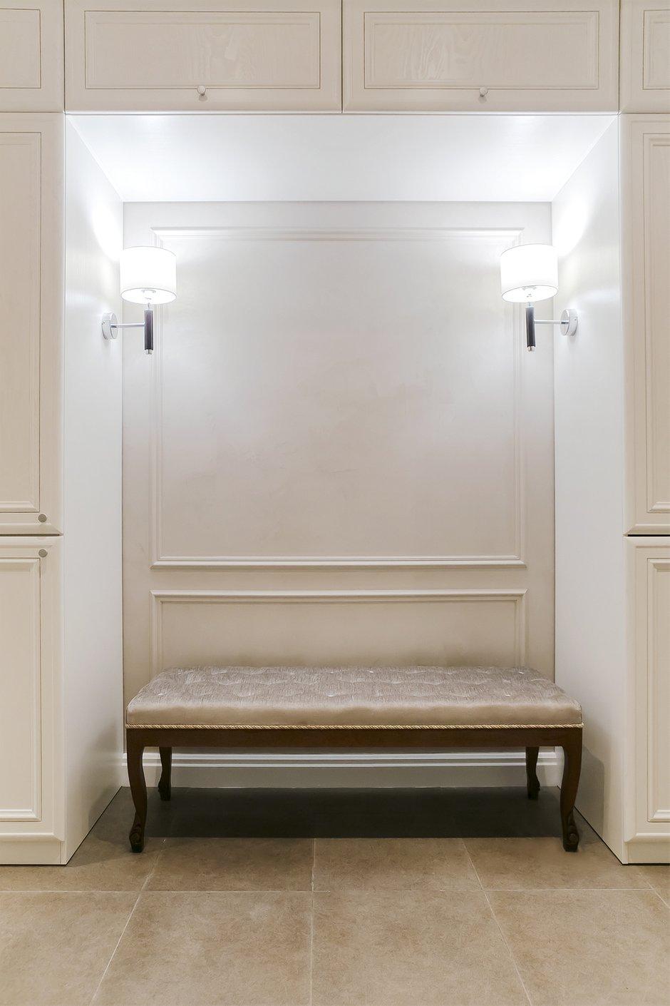 Фотография: Мебель и свет в стиле Классический, Квартира, Дома и квартиры, Проект недели – фото на INMYROOM