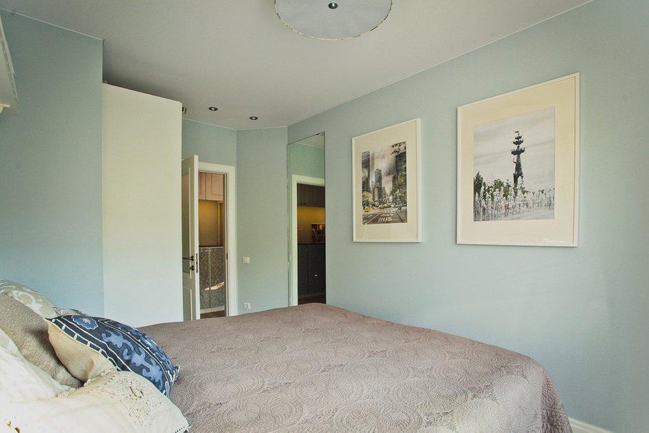 Фотография: Спальня в стиле Скандинавский, Современный, Квартира, Дома и квартиры, IKEA – фото на INMYROOM