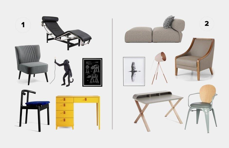 Фотография:  в стиле , Карта покупок, Декор, Мебель и свет – фото на INMYROOM