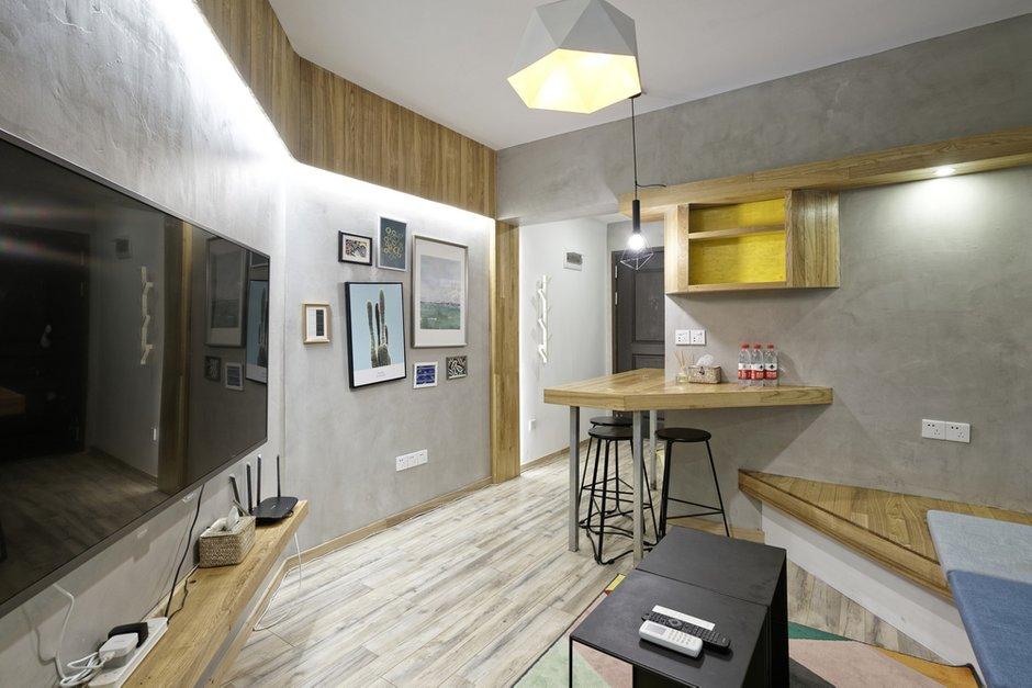 Маленькая квартира с двумя спальнями в Сучжоу (от 4 563 рубля/ночь)