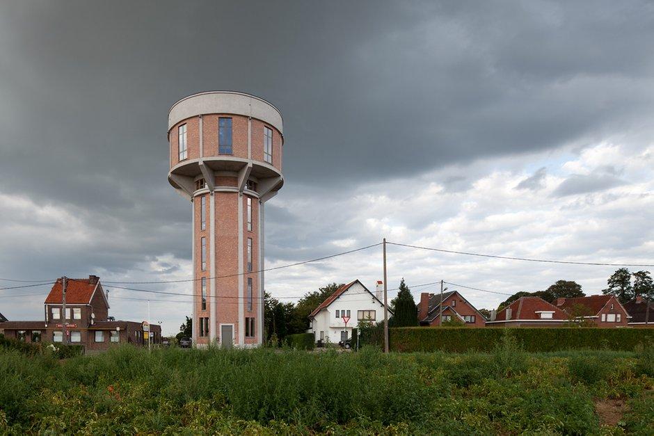 Фотография:  в стиле Современный, Дом, Бельгия, Дома и квартиры – фото на INMYROOM