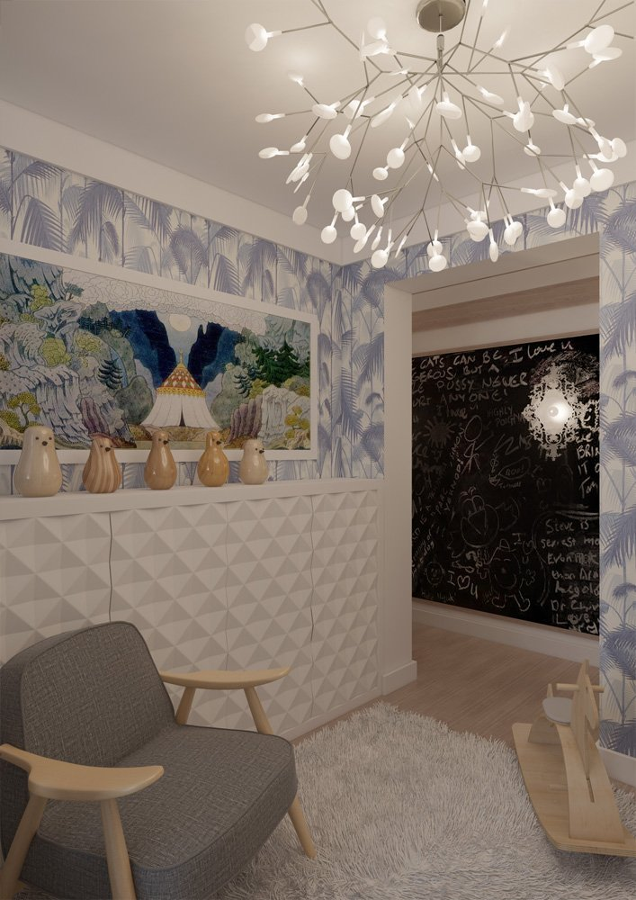 Фотография: Декор в стиле Прованс и Кантри, Квартира, BoConcept, Дома и квартиры, Проект недели – фото на INMYROOM