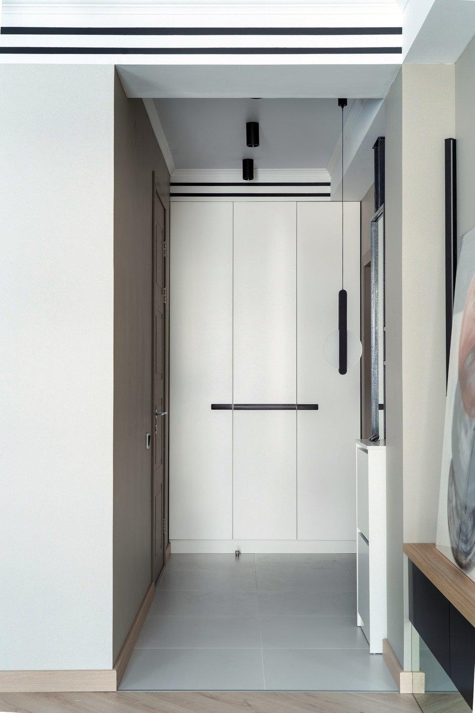 Фотография:  в стиле , Современный, Квартира, Проект недели, Эко, 3 комнаты, 60-90 метров, Алматы, Анна Аранович – фото на INMYROOM