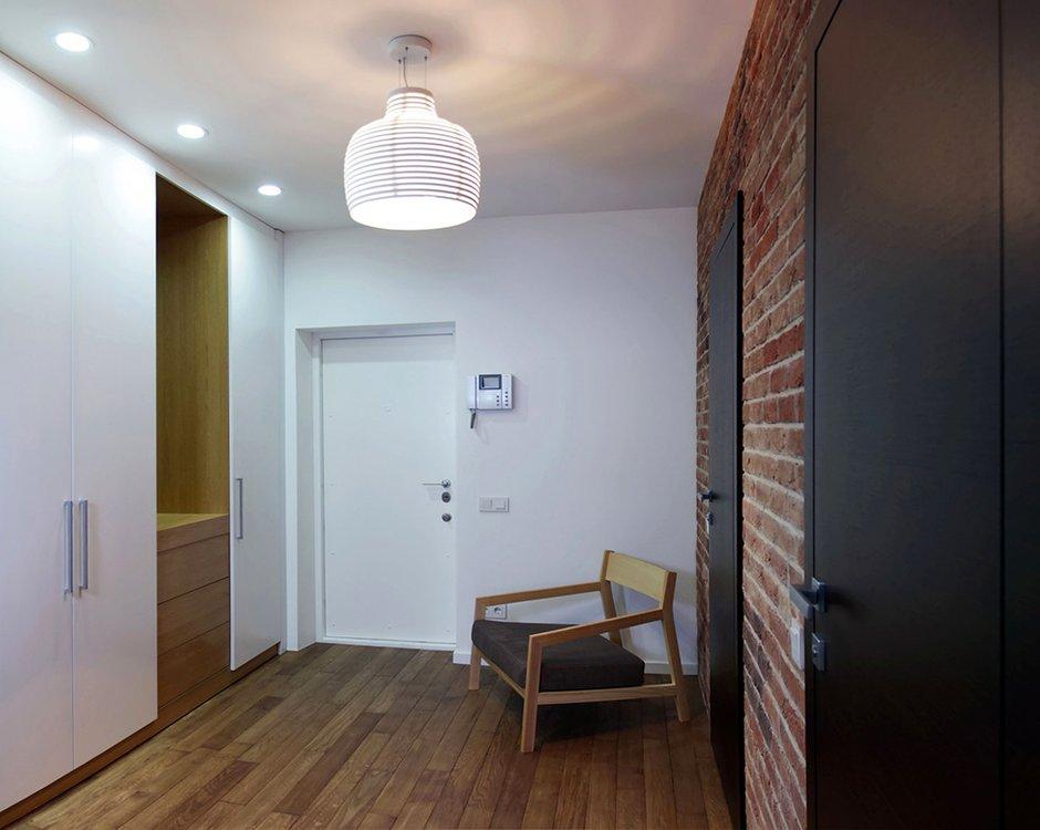 Фотография: Прихожая в стиле Лофт, Декор интерьера, Квартира, Дома и квартиры, Проект недели – фото на INMYROOM