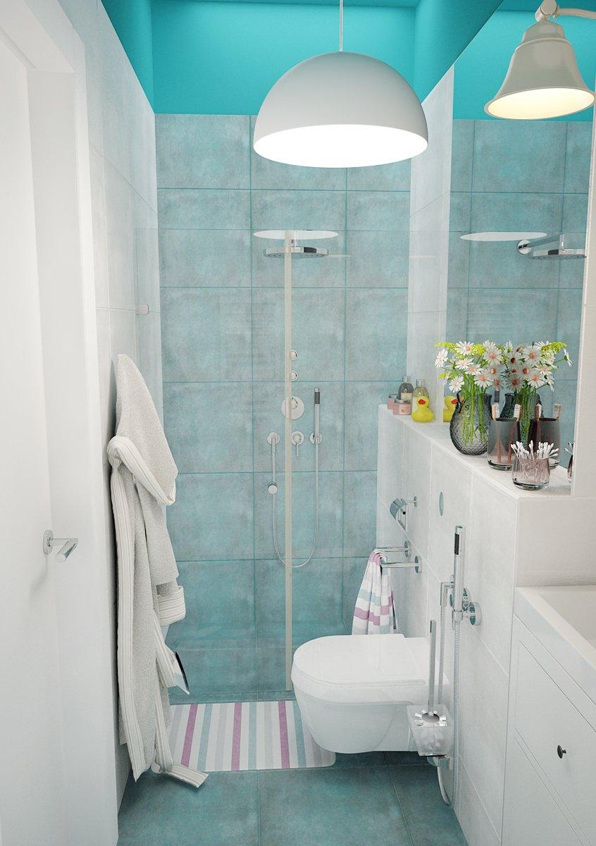 Фотография: Ванная в стиле Скандинавский, Квартира, Дома и квартиры, IKEA, Проект недели – фото на INMYROOM
