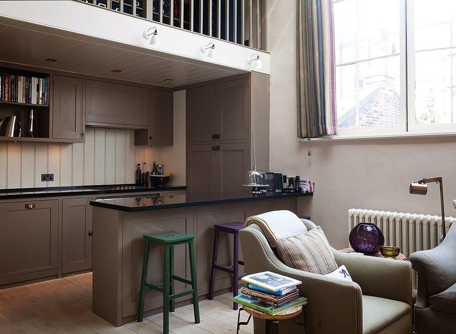 Фотография: Кухня и столовая в стиле Современный, Гостиная, Декор интерьера, Интерьер комнат, Проект недели – фото на INMYROOM