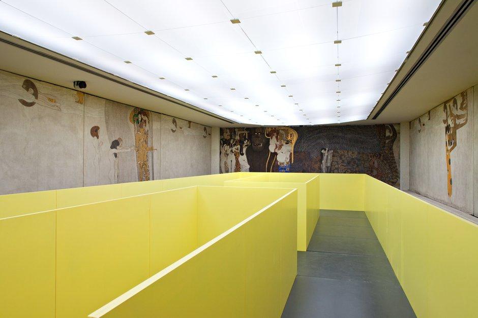 «Бетховенский фриз» — цикл картин австрийского художника Густава Климта, посвященный композитору Людвигу ван Бетховену.