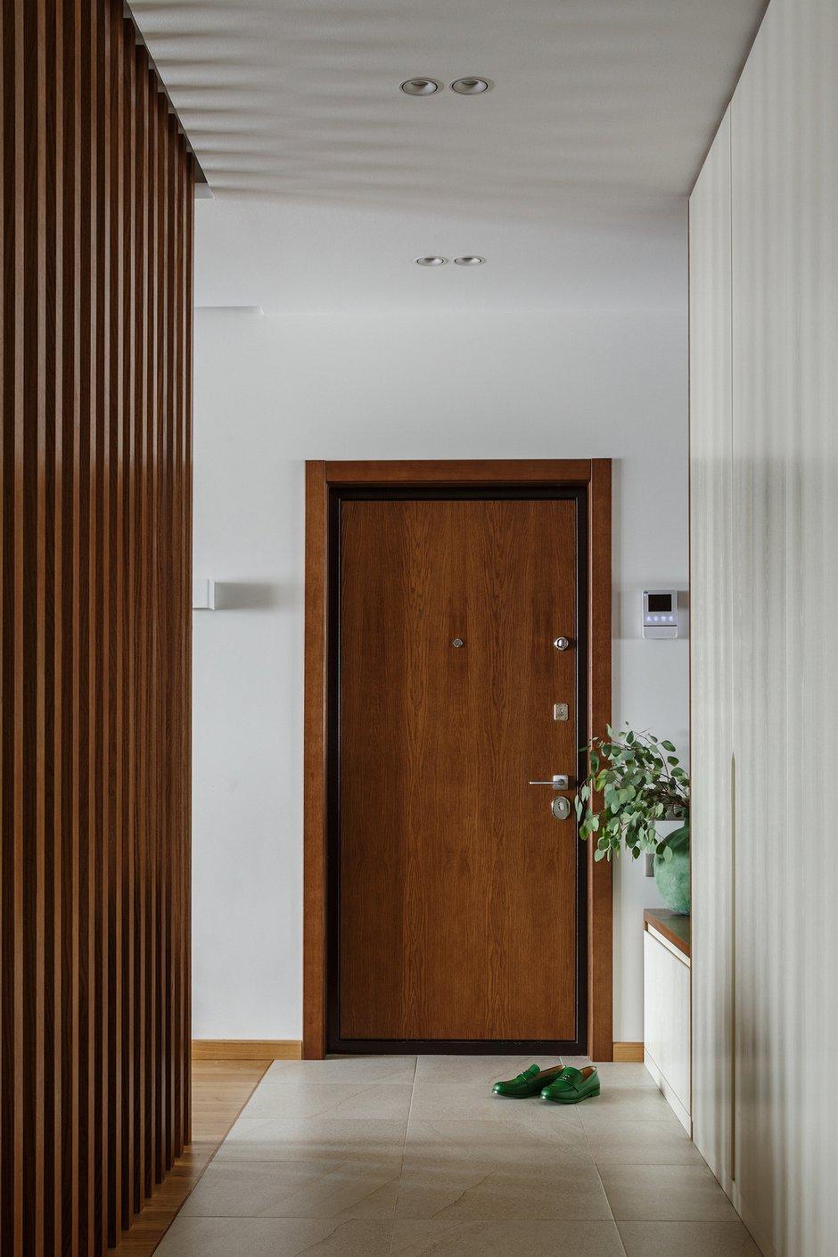 Фотография: Прихожая в стиле Современный, Квартира, Проект недели, Московская область, Монолитный дом, 3 комнаты, Более 90 метров, Ксения Коновалова – фото на INMYROOM