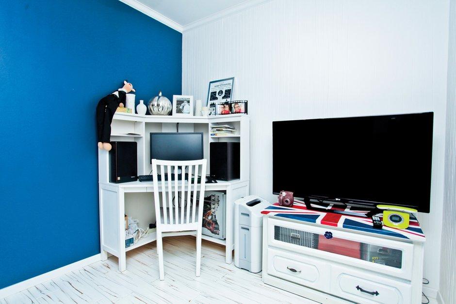 Фотография: Офис в стиле Современный, Декор интерьера, Квартира, Дом, Дома и квартиры, Ремонт – фото на INMYROOM