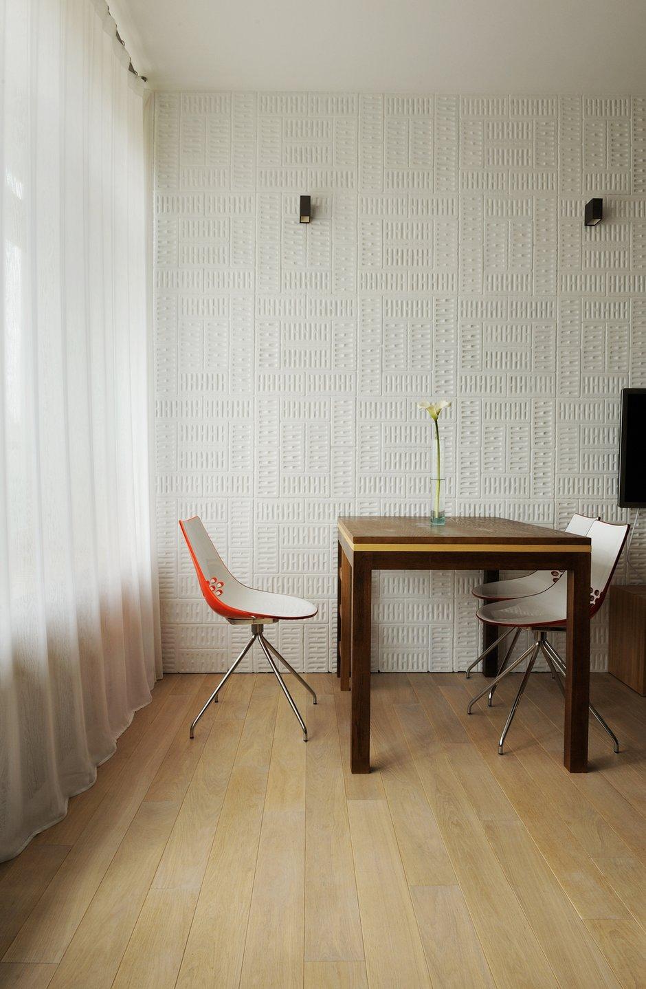 Фотография: Кухня и столовая в стиле Современный, Квартира, Calligaris, Дома и квартиры – фото на INMYROOM