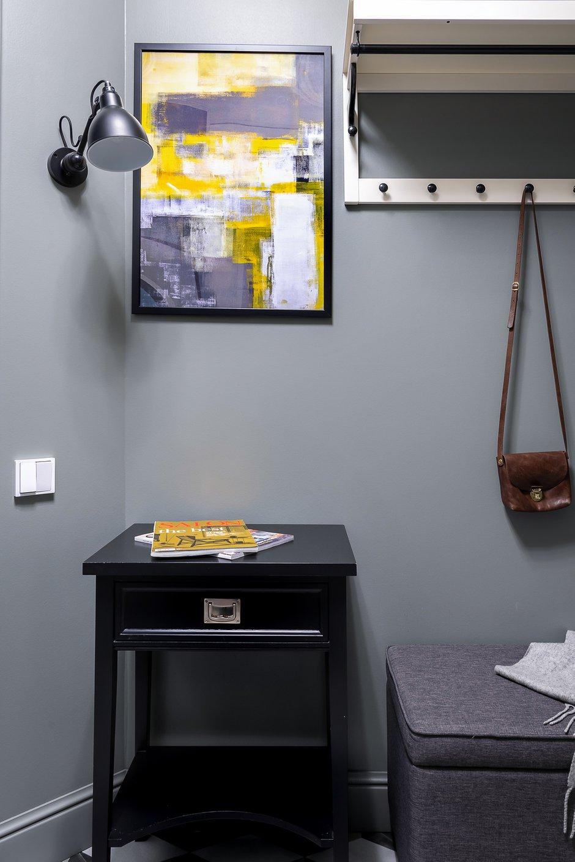Фотография: Прихожая в стиле Современный, Классический, Квартира, Проект недели, 3 комнаты, 60-90 метров, Владивосток, Елена Теплова – фото на INMYROOM