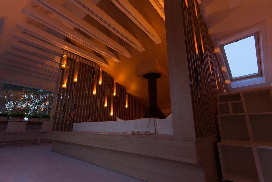 Фотография: Прочее в стиле , Гостиная, IKEA, Мансарда – фото на INMYROOM