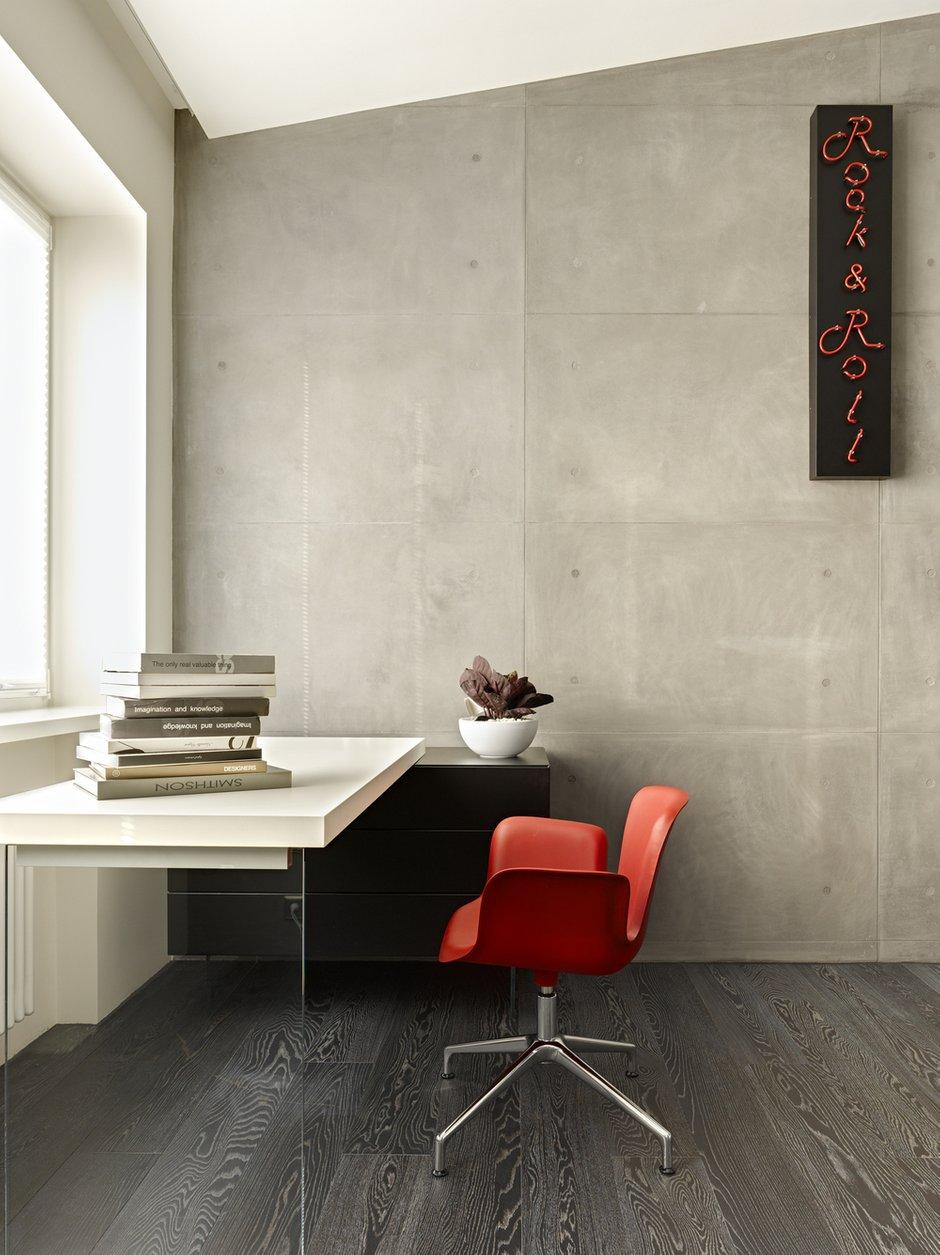 Фотография: Офис в стиле Лофт, Дом, Дома и квартиры, Минимализм, Проект недели, Эко – фото на INMYROOM