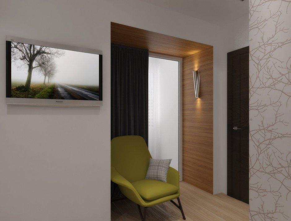 Фотография:  в стиле Скандинавский, Квартира, Дома и квартиры, Перепланировка – фото на INMYROOM
