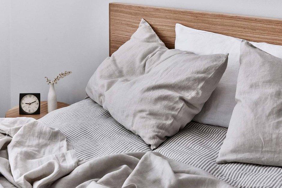 Фотография: Спальня в стиле Скандинавский, Квартира, Miele, Гид, поколение z, поколение-зет – фото на INMYROOM