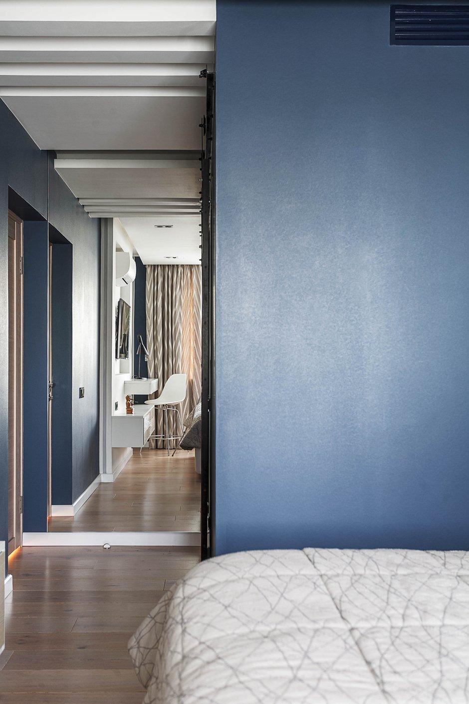 Фотография: Спальня в стиле Современный, Квартира, Проект недели, Москва, ИКЕА, Мила Титова, П44т – фото на INMYROOM
