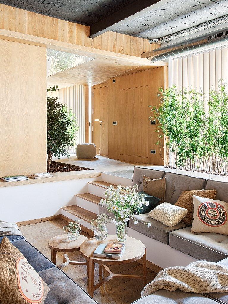Фотография: Гостиная в стиле Лофт, Декор интерьера, Дом, Дома и квартиры, Проект недели – фото на INMYROOM