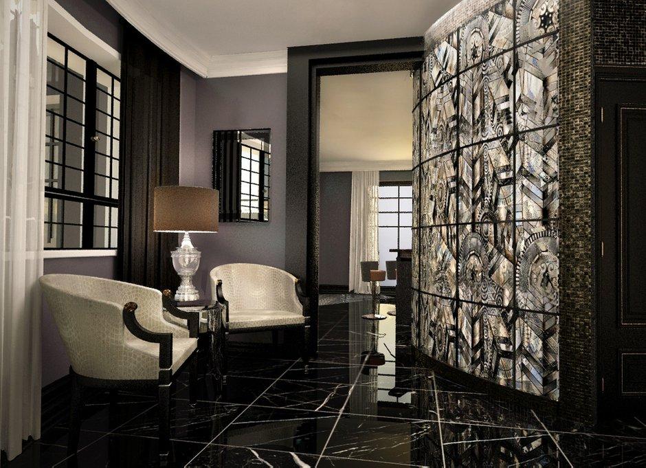 Фотография: Гостиная в стиле Современный, Эклектика, Дом, Дома и квартиры – фото на INMYROOM