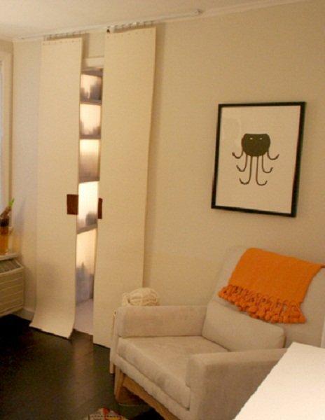 Фотография: Мебель и свет в стиле Скандинавский, Декор интерьера, Малогабаритная квартира, Квартира, Дома и квартиры – фото на INMYROOM