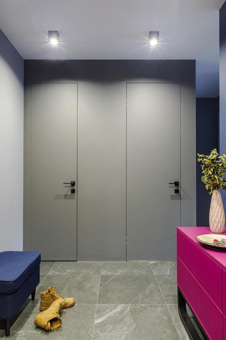 Фотография: Прихожая в стиле Современный, Квартира, Проект недели, Санкт-Петербург, 2 комнаты, 60-90 метров, Balka.Studio – фото на INMYROOM