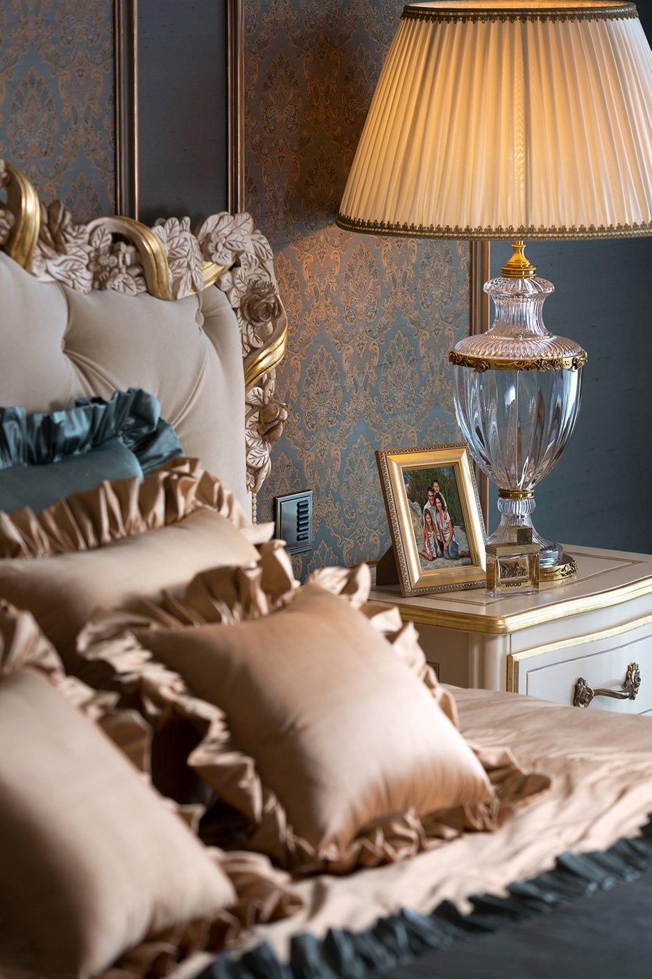 Фотография: Декор в стиле Классический, Квартира, Дома и квартиры, Пентхаус – фото на INMYROOM
