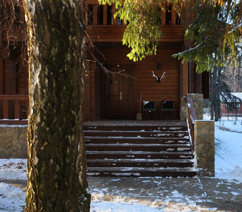 Фотография:  в стиле Прованс и Кантри, Современный, Декор интерьера, Дом, Fabbian, Дома и квартиры, IKEA, Шале – фото на INMYROOM