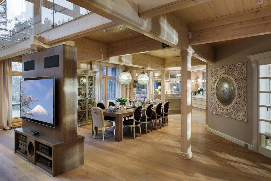 Фотография: Кухня и столовая в стиле Прованс и Кантри, Дом, Дома и квартиры, IKEA, Проект недели – фото на INMYROOM