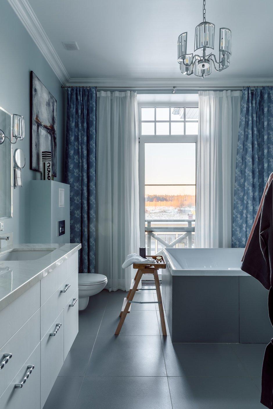 Фотография: Ванная в стиле Современный, Проект недели, Дом и дача, Красногорск, Таунхаус, 4 и больше, Более 90 метров, Евгения Филатова – фото на INMYROOM
